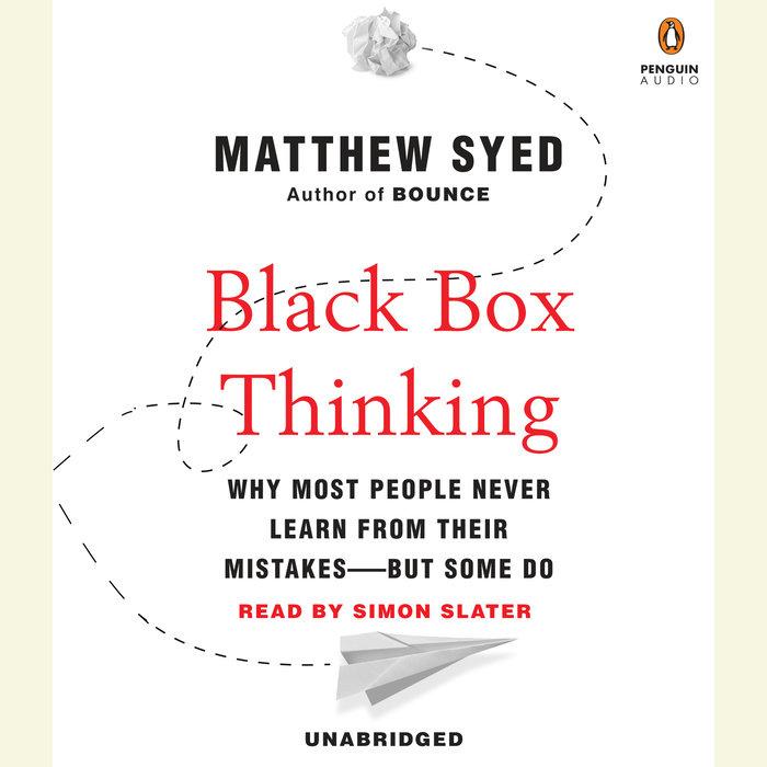Black Box Thinking Cover
