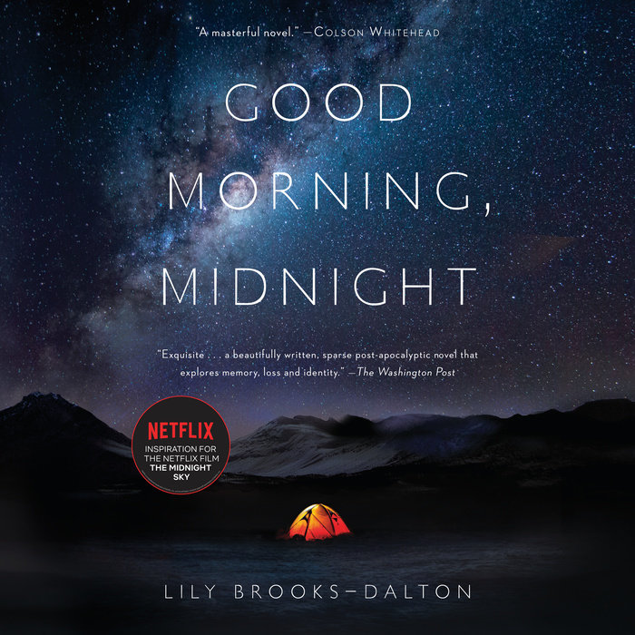 Good Morning, Midnight Cover