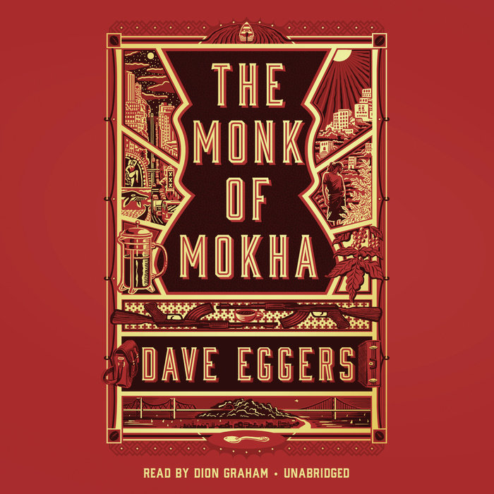 The Monk of Mokha Cover