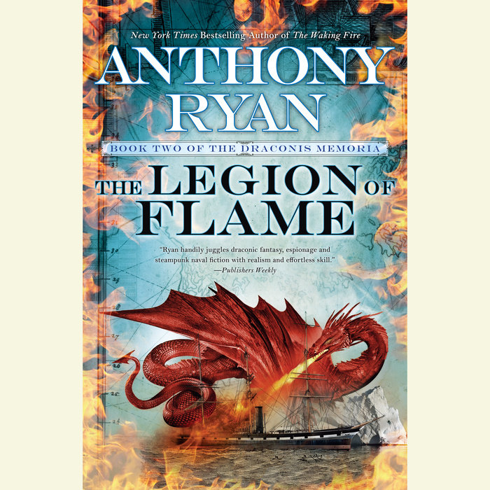 The Legion of Flame Cover