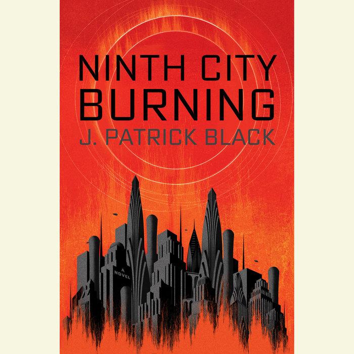 Ninth City Burning Cover