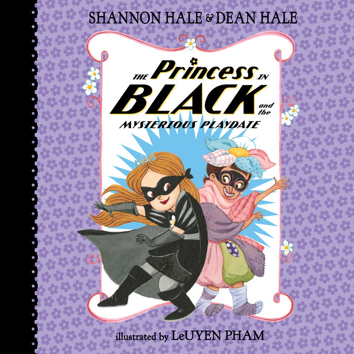The Princess in Black and the Mysterious Playdate Cover