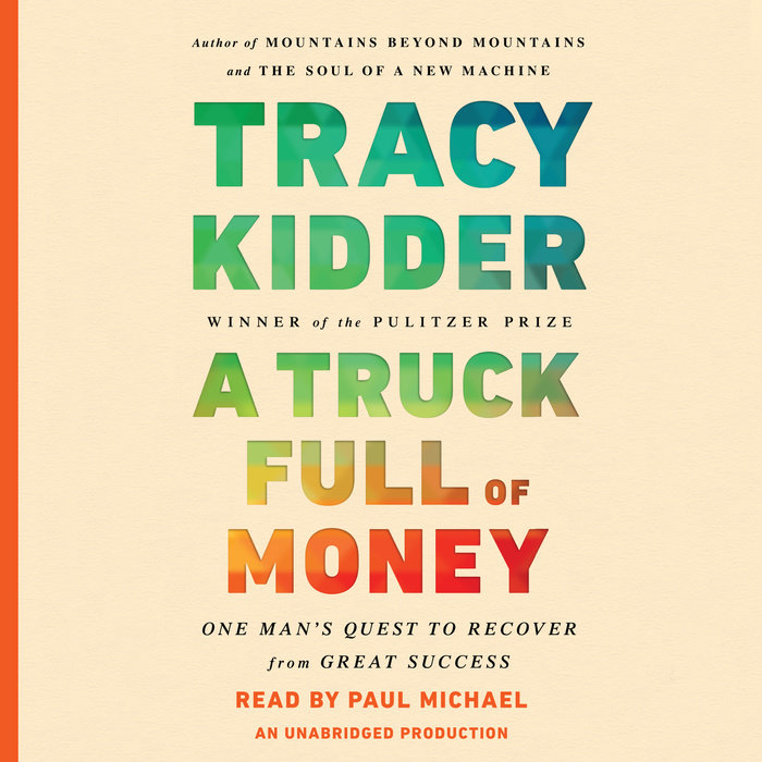 A Truck Full of Money Cover