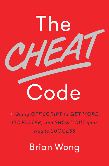 The Cheat Code Cover