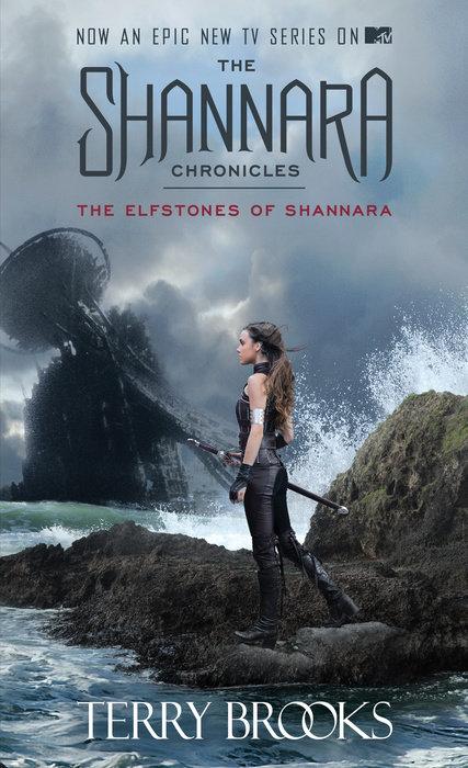 The Elfstones of Shannara Cover