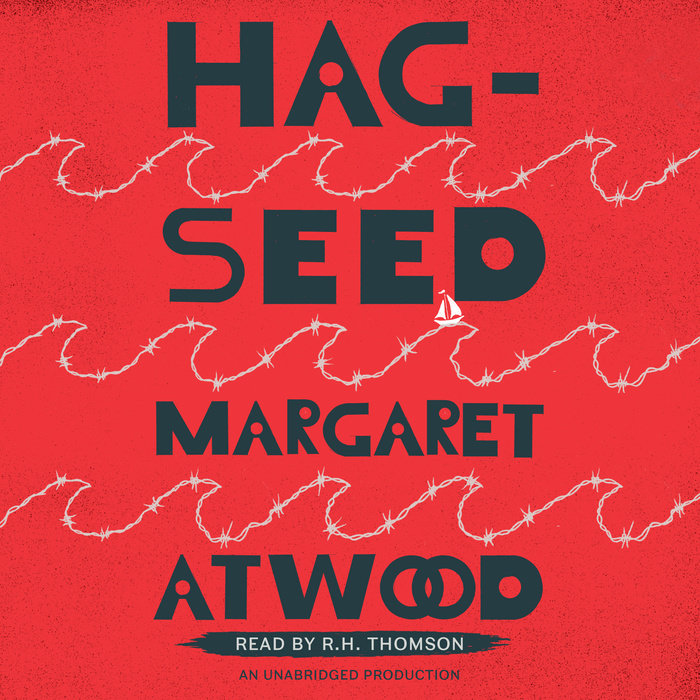 Hag-Seed Cover