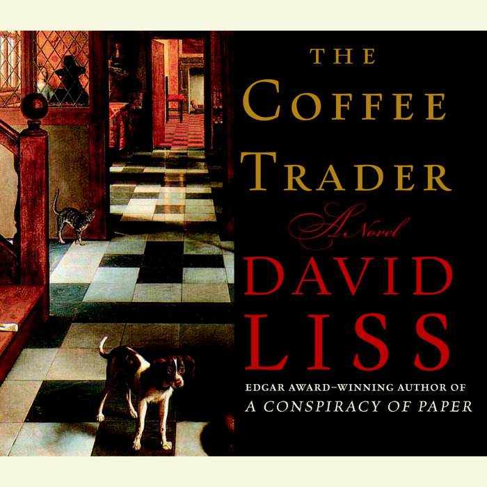 The Coffee Trader Cover