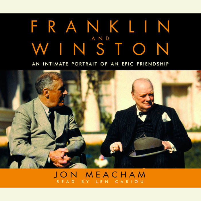 Franklin and Winston Cover