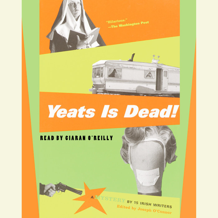 Yeats is Dead! Cover