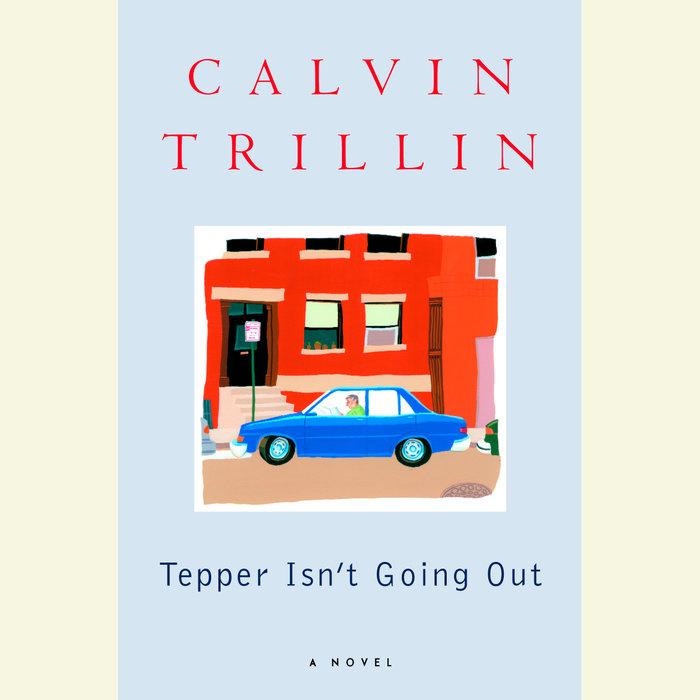 Tepper Isn't Going Out Cover