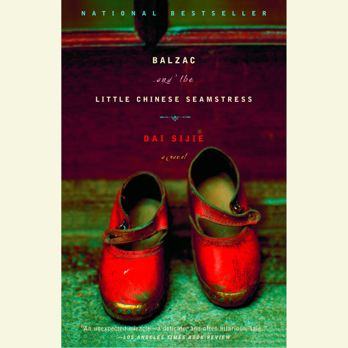 Balzac and the Little Chinese Seamstress Cover