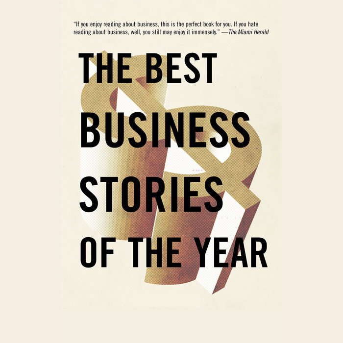 The Best Business Stories of the Year: 2002 Edition Cover