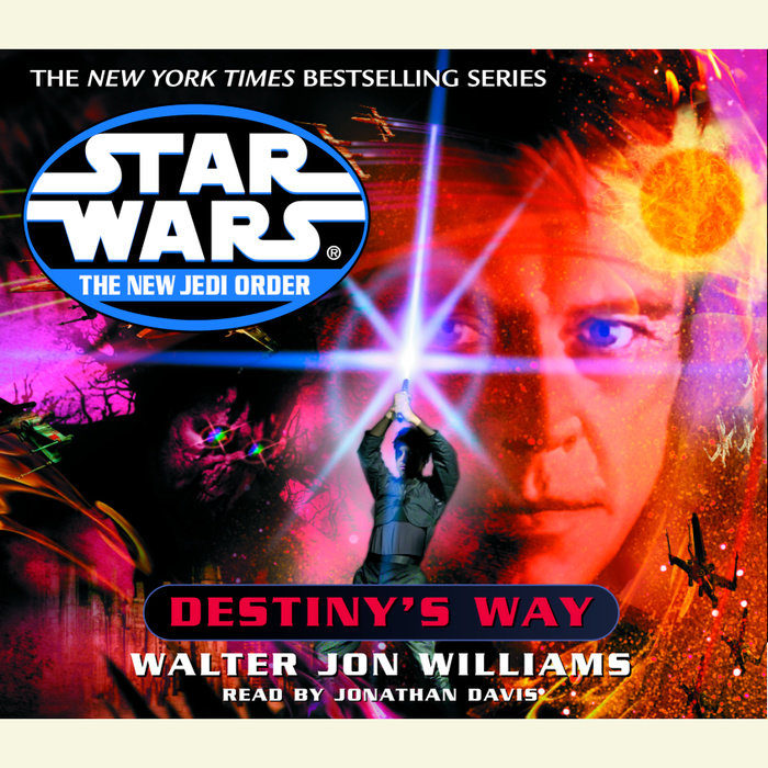 Star Wars: The New Jedi Order: Destiny's Way Cover