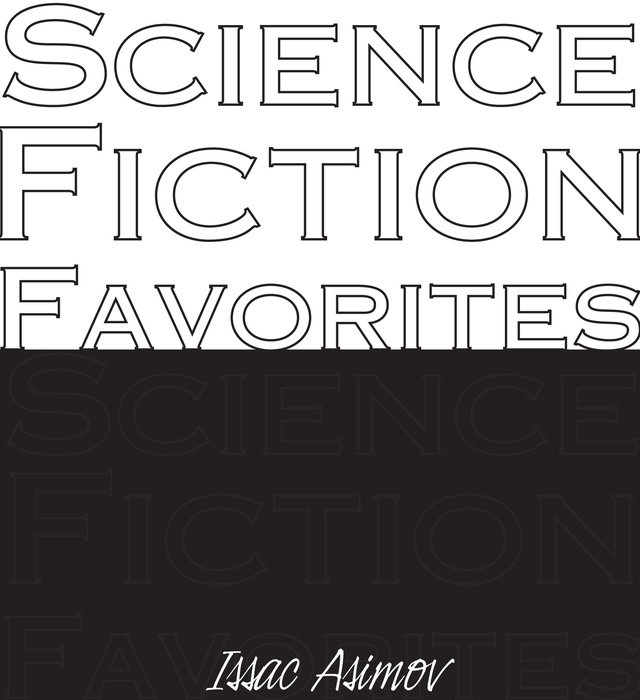 Science Fiction Favorites Cover