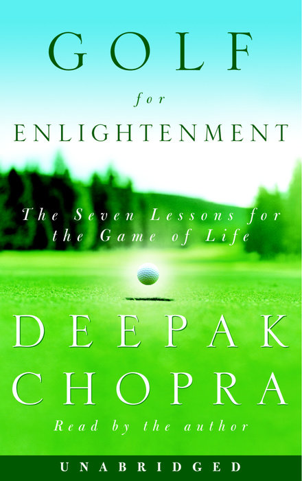 Golf for Enlightenment Cover