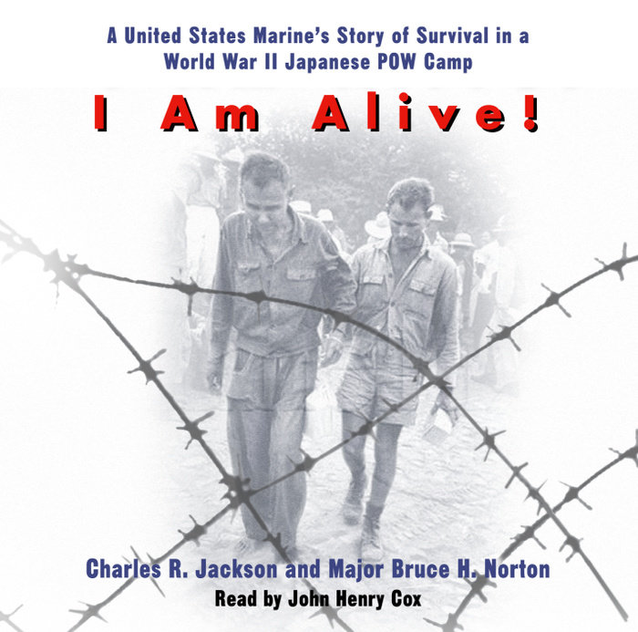 I Am Alive! Cover