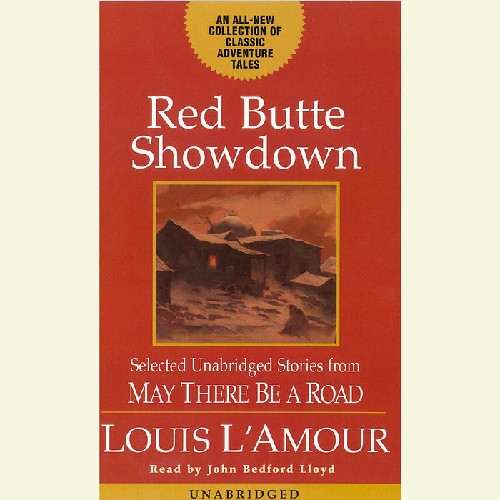 Red Butte Showdown Cover