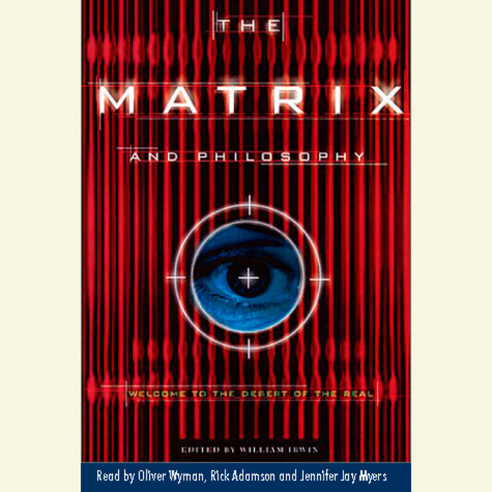 The Matrix and Philosophy Cover