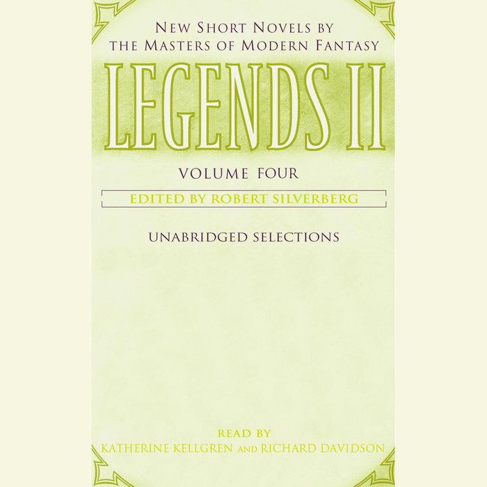 Legends II: Volume IV Cover