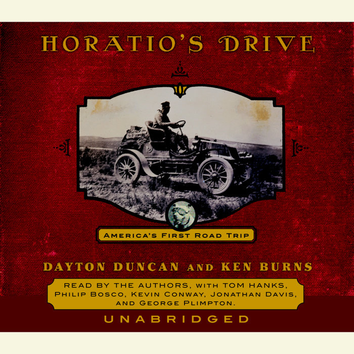 Horatio's Drive Cover