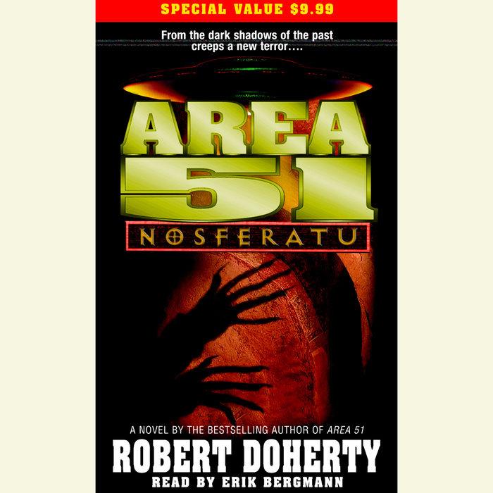 Area 51: Nosferatu Cover