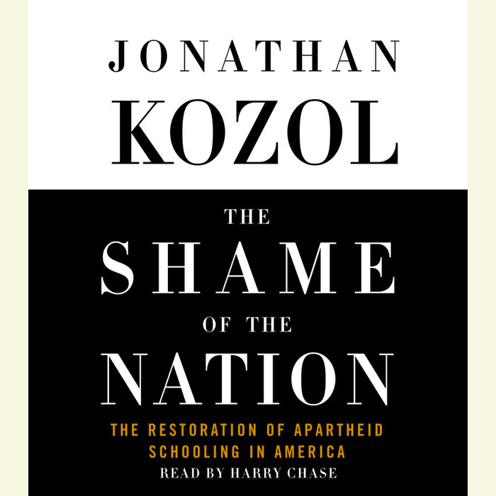 The Shame of the Nation Cover