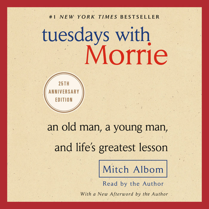 Tuesdays with Morrie Cover