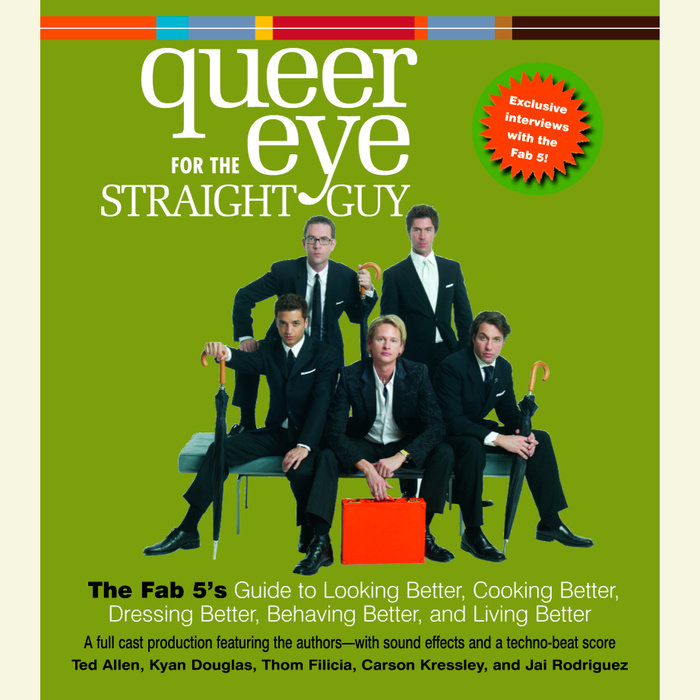 Queer Eye For the Straight Guy Cover