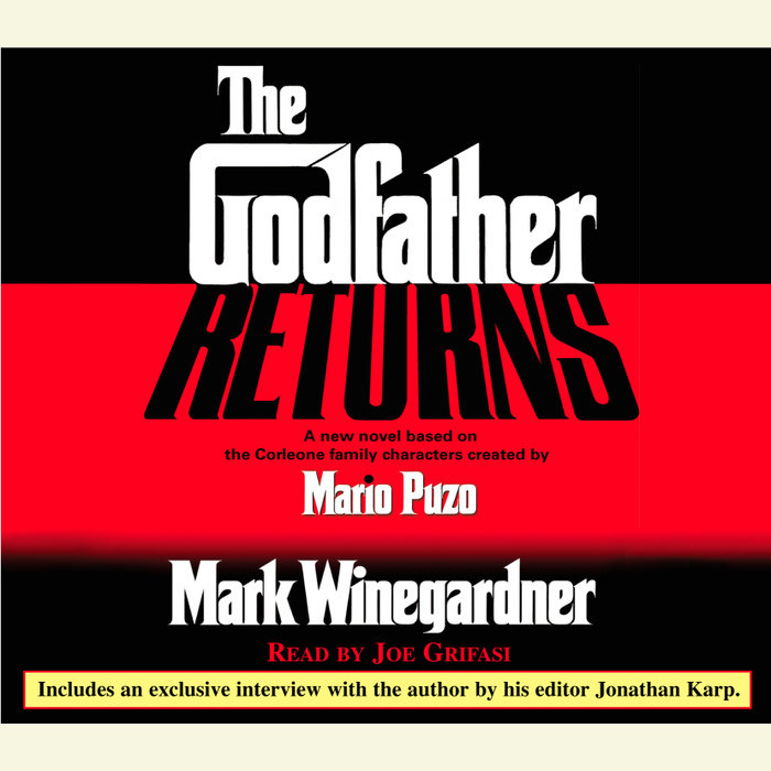 The Godfather Returns Cover