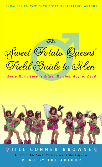 The Sweet Potato Queens' Field Guide to Men Cover