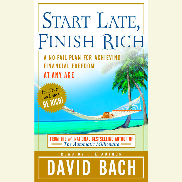Start Late, Finish Rich Cover