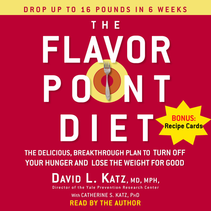 The Flavor Point Diet Cover