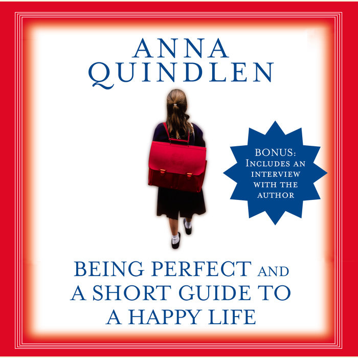Being Perfect and A Short Guide to a Happy Life Cover