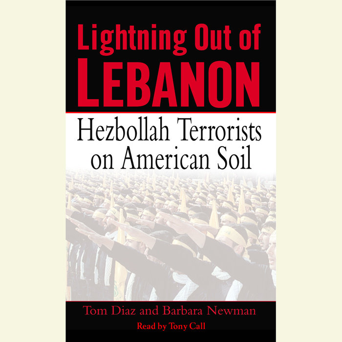 Lightning Out of Lebanon Cover