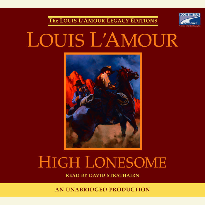 High Lonesome Cover