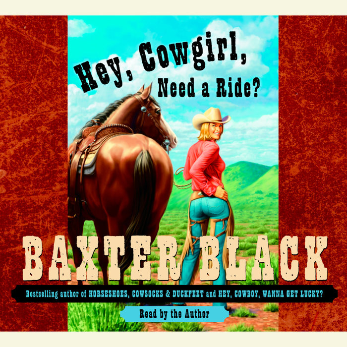 Hey, Cowgirl, Need a Ride? Cover