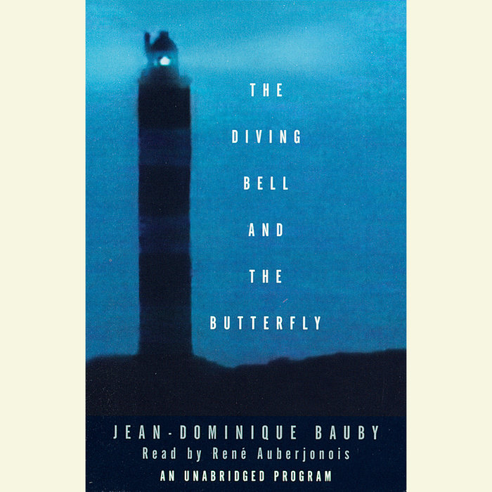 The Diving Bell and the Butterfly Cover