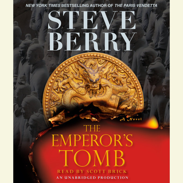 The Emperor's Tomb Cover