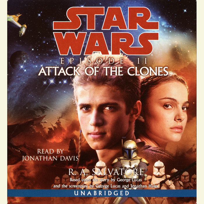 Star Wars: Episode II: Attack of the Clones Cover