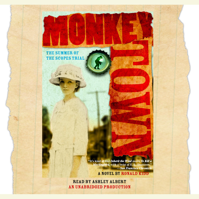 Monkey Town Cover