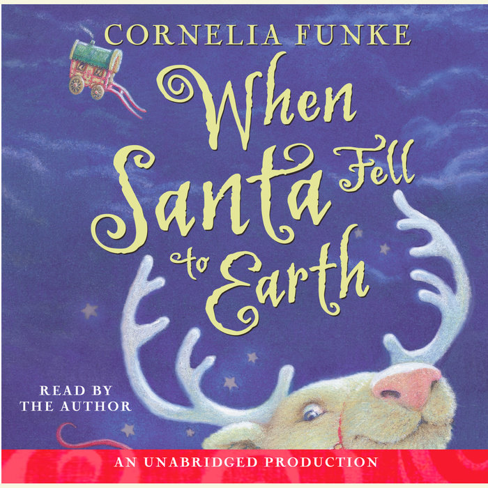 When Santa Fell to Earth Cover