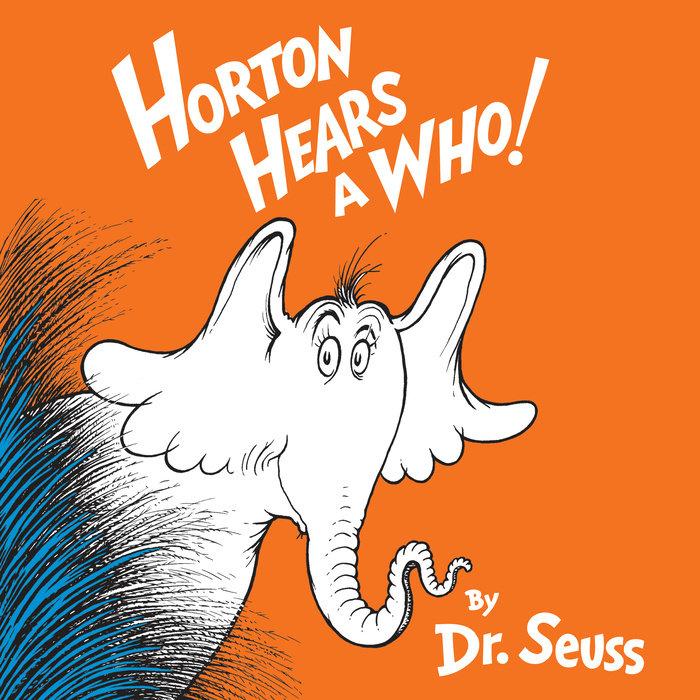 Horton Hears a Who Cover