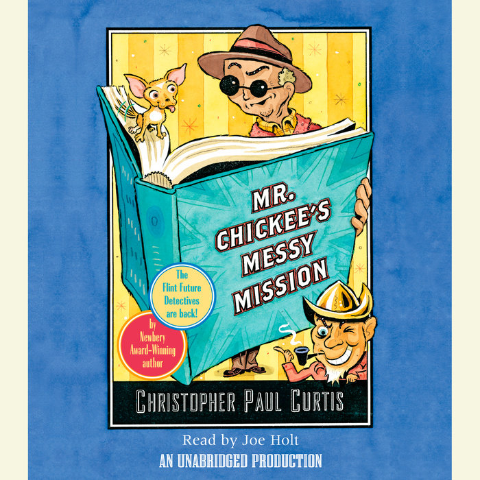 Mr. Chickee's Messy Mission Cover