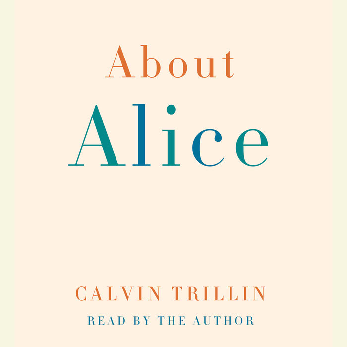 About Alice Cover