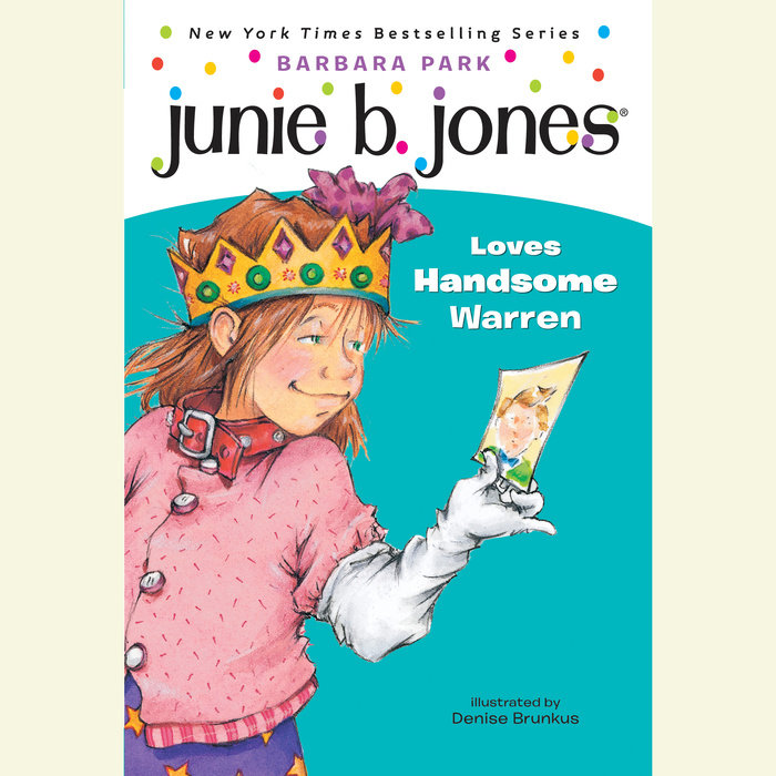 Junie B. Jones Loves Handsome Warren Cover