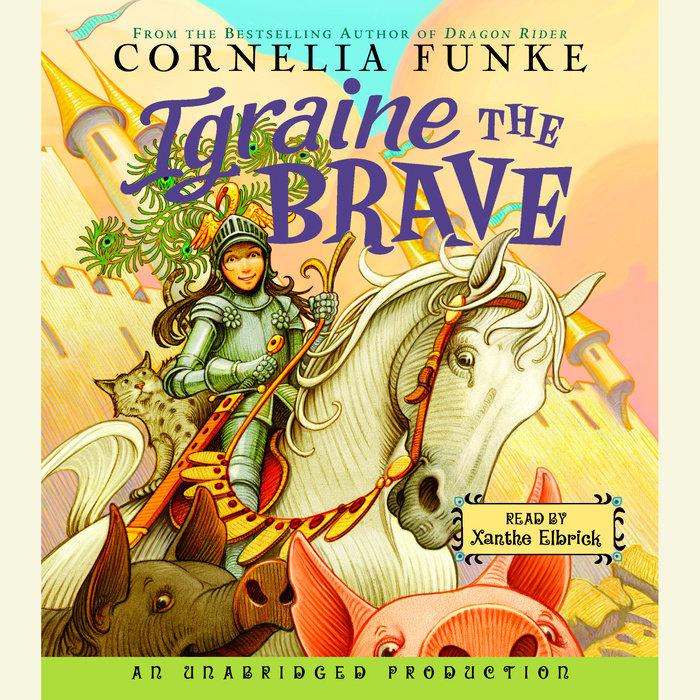 Igraine the Brave Cover