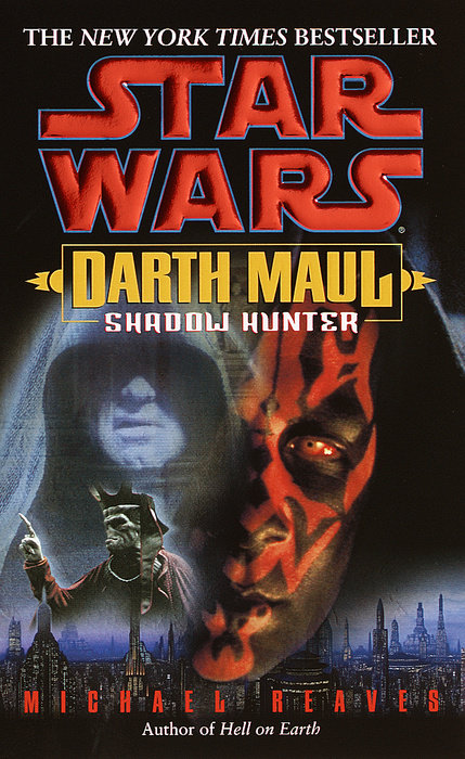 Star Wars: Darth Maul: Shadow Hunter Cover