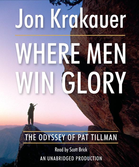 Where Men Win Glory Cover