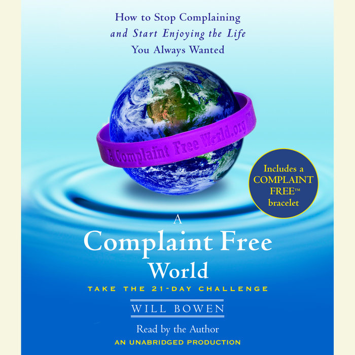 A Complaint Free World Cover