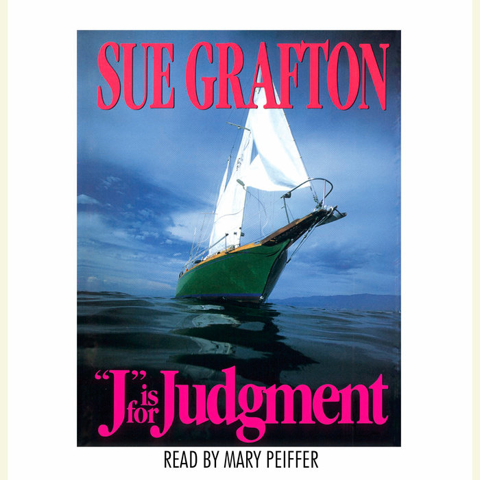 J Is For Judgment Cover